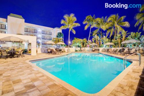 1 bedroom apartment home in Boca Raton with terrace and wifi.