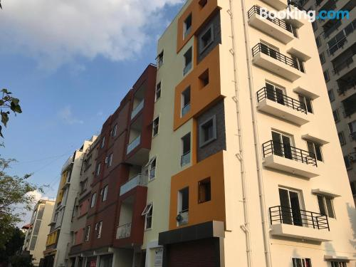 Apartamento en Bangalore. Perfecto para cinco o más