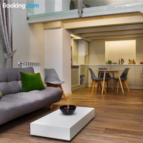 Apartamento de una habitación apto para mascotas en Catania.