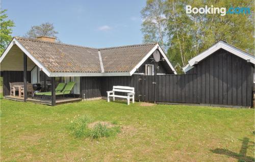 Cómodo apartamento en Egernsund. ¡Tres dormitorios!
