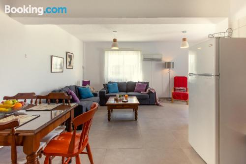 Two bedroom place. Terrace!