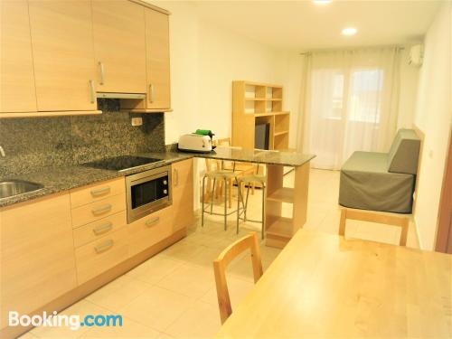 Good choice, 2 bedrooms with terrace