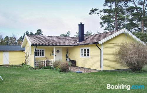 Cómodo apartamento en Köpingsvik. ¡56m2!
