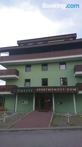 Apartment with wifi in Tatranska Strba.