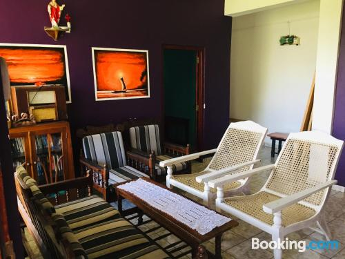 Place for two in Negombo with terrace!.