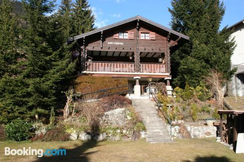 Place in Blatten bei Naters. Enjoy your terrace