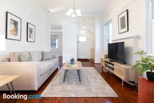 Apartamento de 125m2 en Sidney. ¡internet!.