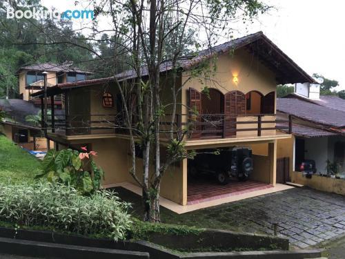 Apartamento de 250m2 en Angra Dos Reis con vistas y wifi