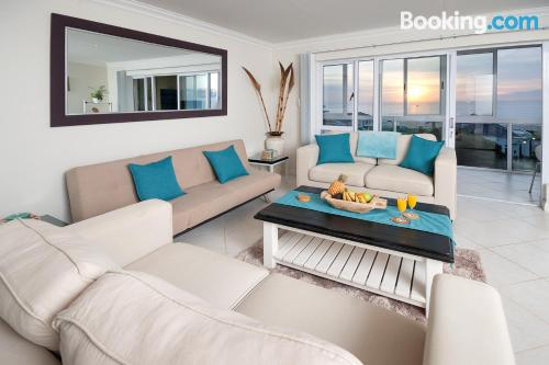 Apartment for groups in Jeffreys Bay. Three bedrooms!