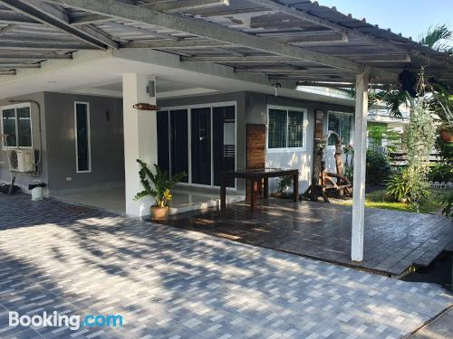 Two bedrooms home in Ban Tai with 2 rooms.