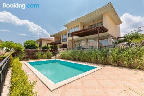 Apartment in Lozenets with pool and terrace