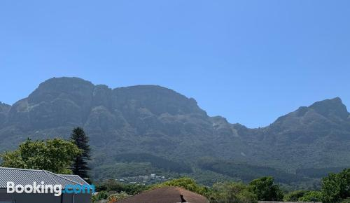 Place in Cape Town with terrace!.