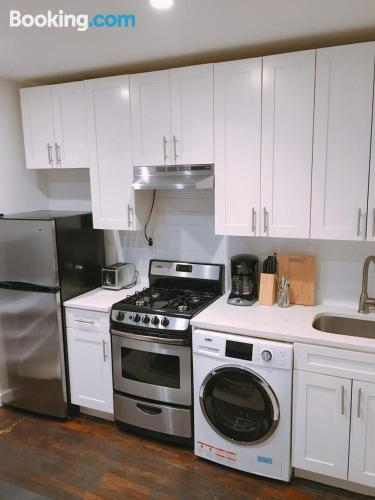 Apartment with internet in New York.