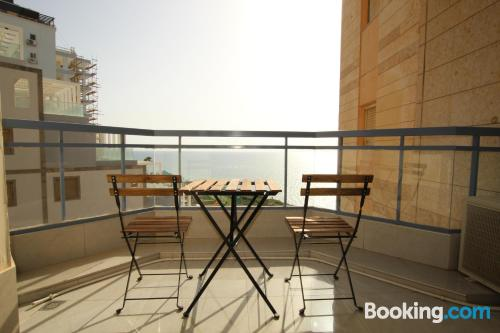 Home in Netanya. Perfect for groups