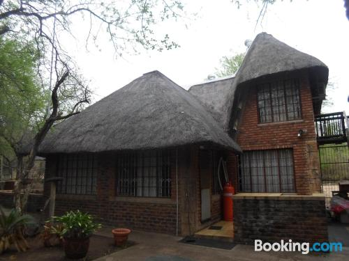 Home for two in Malelane with air-con