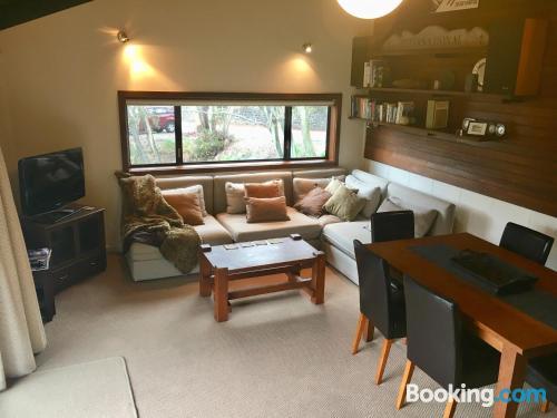 Ideal, dos dormitorios con terraza