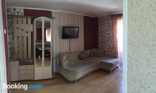 Ideal apartamento de una habitación con conexión a internet.
