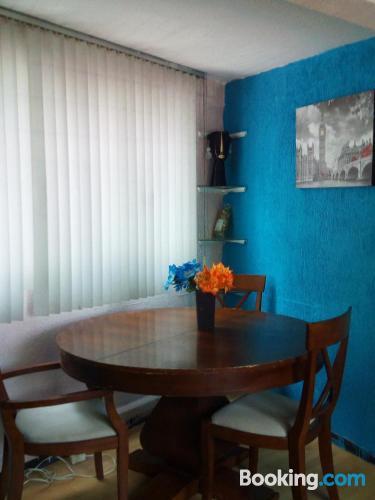Apartamento de 45m2 en Ciudad de Mexico con conexión a internet