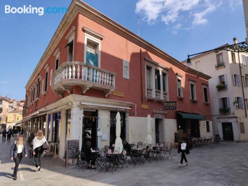 Bello appartamento con una camera da letto, a Venezia.