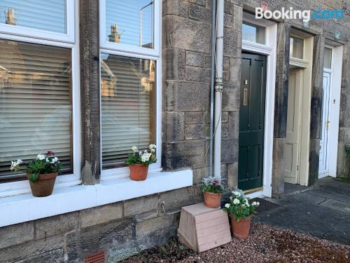 Apartment in Kirkcaldy. Dogs allowed