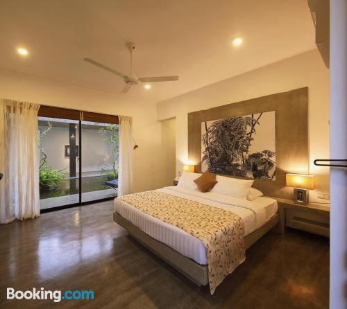 Cute apartment in Wadduwa with terrace and swimming pool