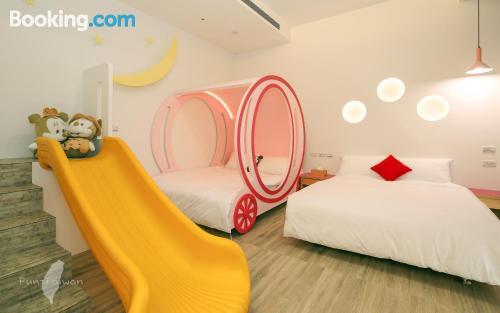 Apartamento con aire acondicionado y wifi