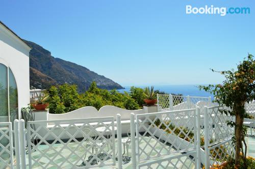 Place for 2 people in Positano. Best location