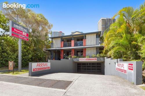 Apartamento en Gold Coast con internet