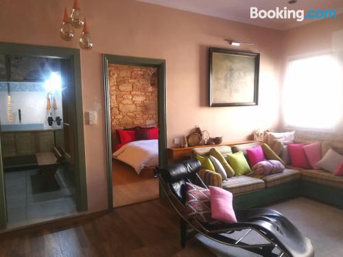 Bonito apartamento en buena zona con calefacción y conexión a internet