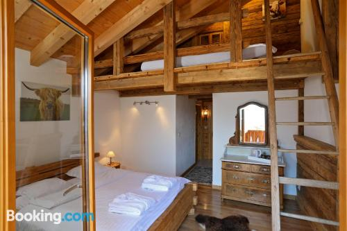 Apartment with internet. Leysin is waiting!