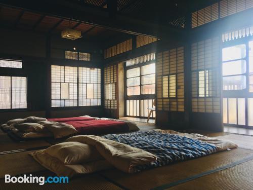 Accogliente appartamento a Tokyo. Terrazza e wifi.