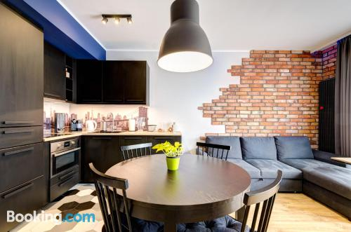 One bedroom apartment in Gdansk. Great!