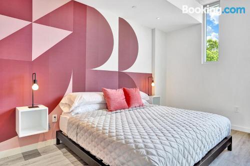Appartamento di 60m2 a Miami, per 2 persone.