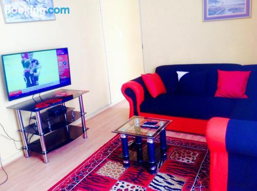 Apartamento en Ciudad del Cabo. ¡35m2!