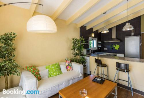 2 room place in Cala'n Porter with terrace