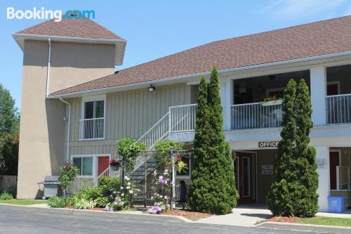 Wasaga Beach apartment. Perfect for six or more