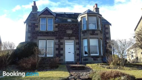 Home for couples. Biggar is yours!