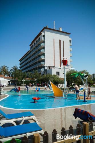 Apartamento para parejas en Comarruga