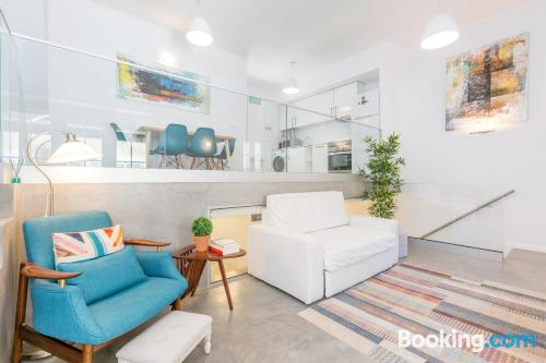 Apartamento con conexión a internet y vistas