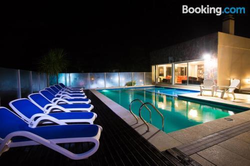Apartamento de 40m2 en Mar de las Pampas con piscina