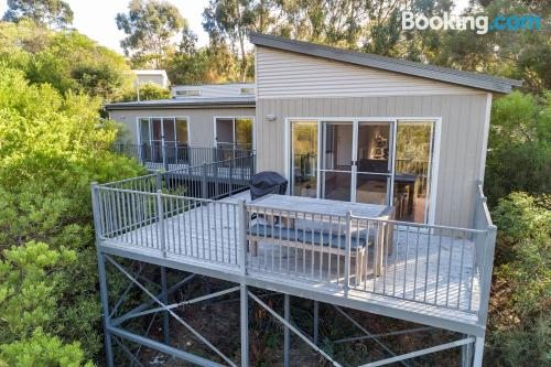 Place in Coles Bay with internet