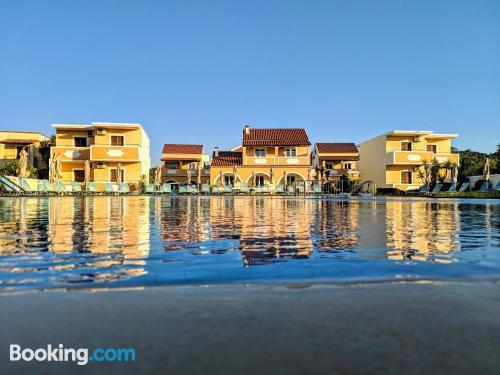 1 bedroom apartment in Sidari with terrace