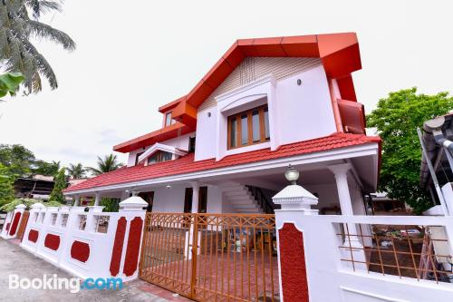 Apartamento práctico en Cochin.