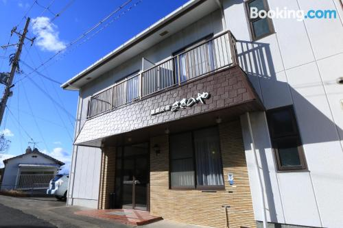 Homey studio. Shirahama is waiting!