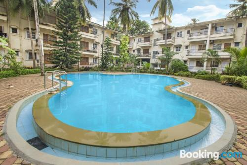 Convenient one bedroom apartment in incredible location