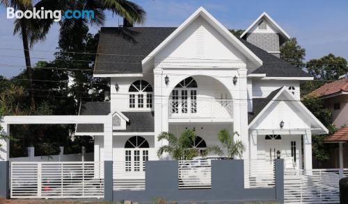 Apartamento para familias en Kottayam.