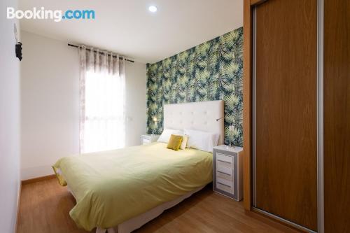 Perfecto apartamento de una habitación. ¡Internet!