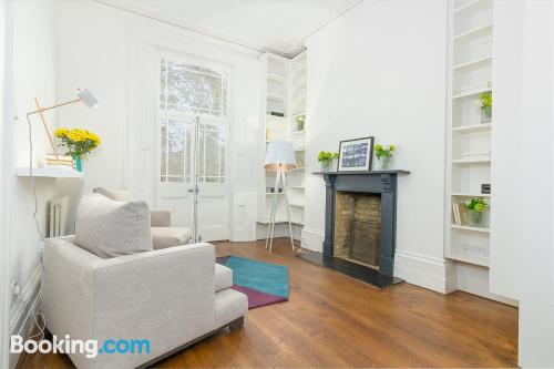 Place for 6 or more in London.