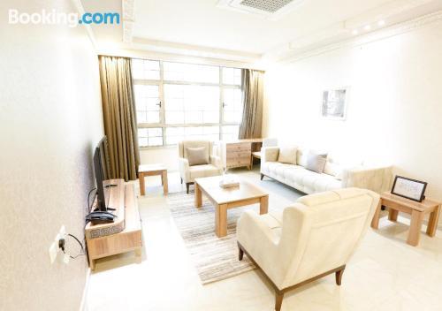 Apartamento con aire acondicionado en Taif