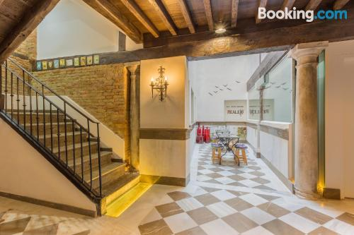 One bedroom apartment in Granada with terrace